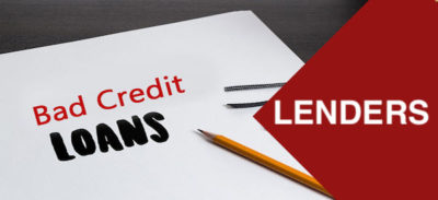 Choosing Best Lender for Bad Credit Loan