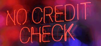 Applying No Credit Check Loan