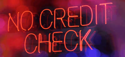 Applying No Credit Check Loan